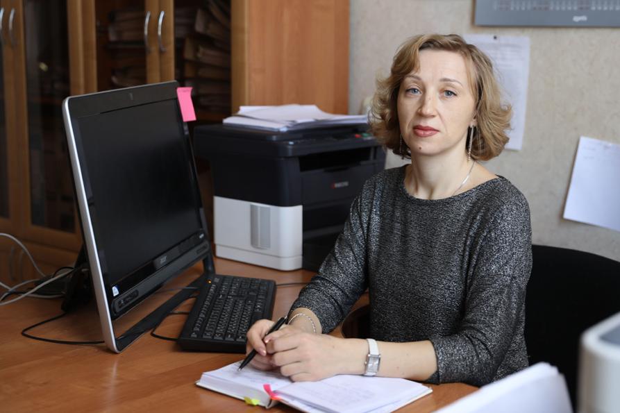Лободина Татьяна Евгеньевна - Зав. аспирантурой